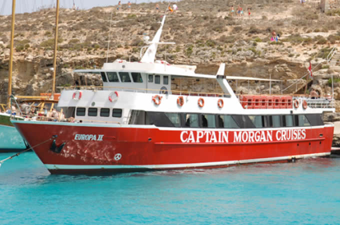 Captain Morgan Ferries
