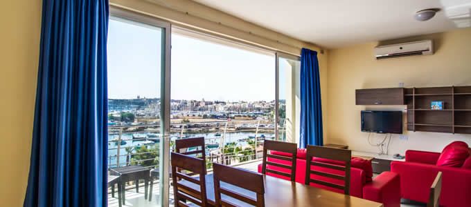 appartamento bayview