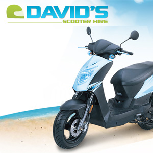 David Scooter Hire