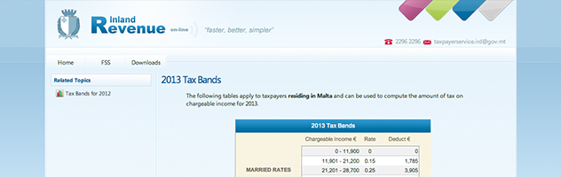 malta_inland_revenue_taxes