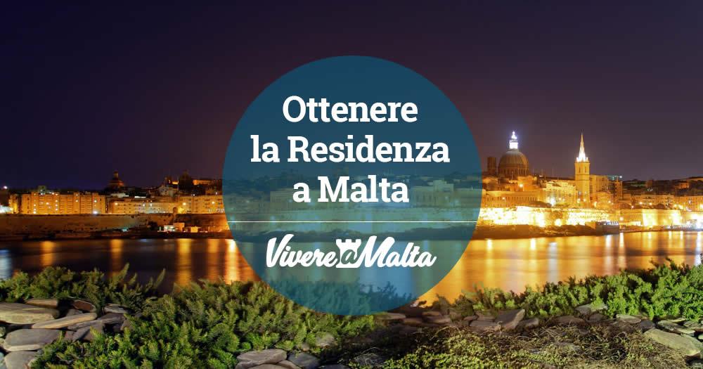 Come si fa ad ottenere la residenza a malta e perch importante - Trovare casa a malta ...