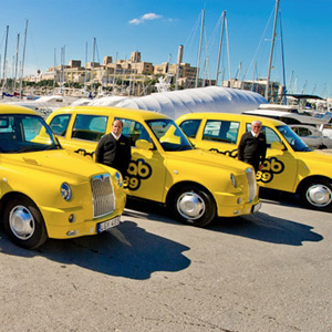 Yellow Cabs Malta