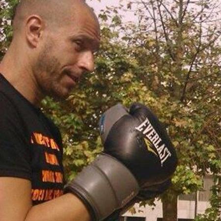 Fight Coach Gabriele