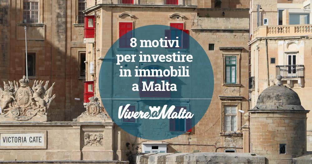 8 ottimi motivi per investire in immobili a malta vivere a malta - Trovare casa a malta ...