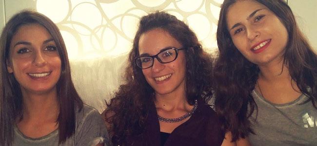 francesca vitozzi manager di locale a Malta