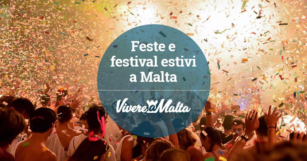Feste e festival estivi a malta vivere a malta - Trovare casa a malta ...
