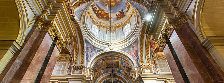 Cosa Vedere a Malta - Cattedrale di San Paolo a Mdina