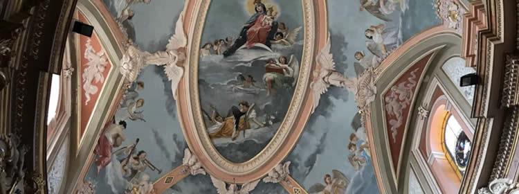 Cosa Vedere a Malta - Chiesa dei Carmelitani a Mdina