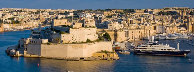 Cosa Vedere a Malta - Fort St Angelo a Birgu