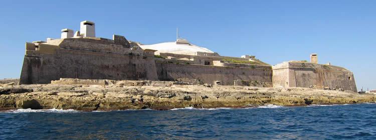 Cosa Vedere a Malta - Forte St Elmo e Museo Nazionale della Guerra a Valletta