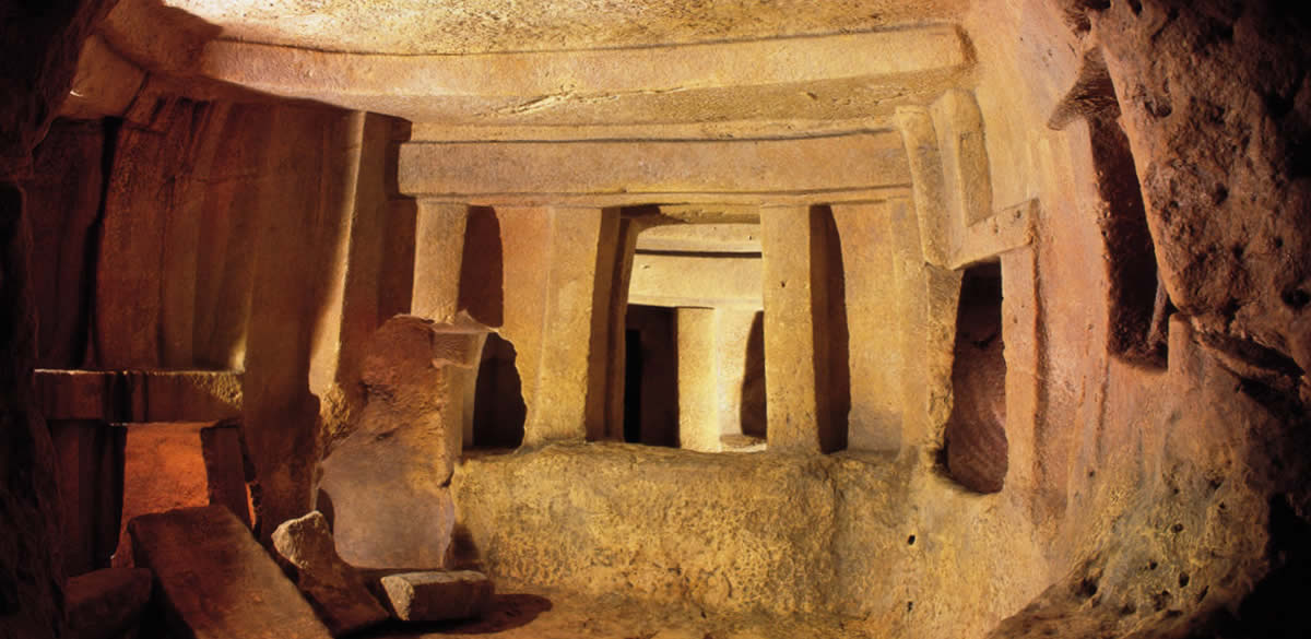 Cosa Vedere a Malta - Ipogeo di Hal Saflieni