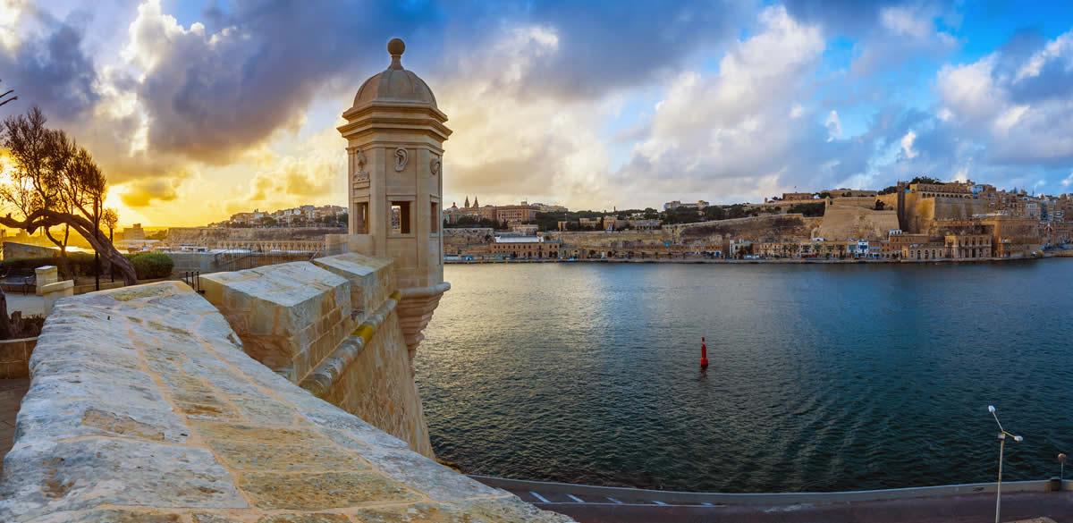 Cosa Vedere a Malta - Gardjola a Senglea
