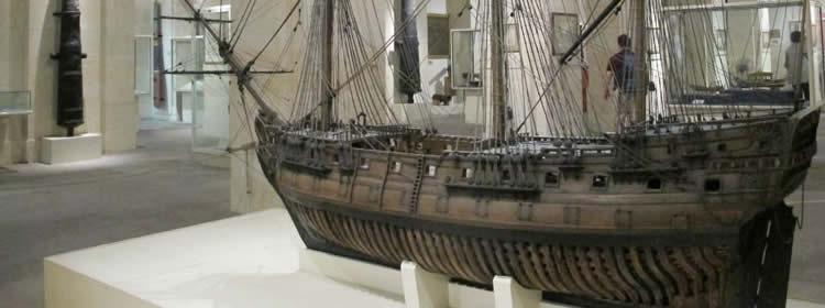 Cosa Vedere a Malta - Museo Marittimo a Birgu