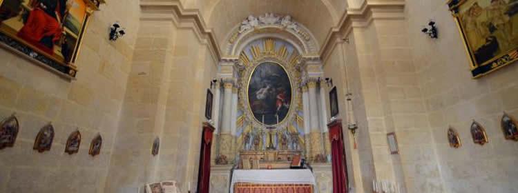 Cosa Vedere a Malta - Cappella di Sant Agata a Mdina