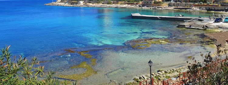 Le spiagge di Malta - Exiles Beach
