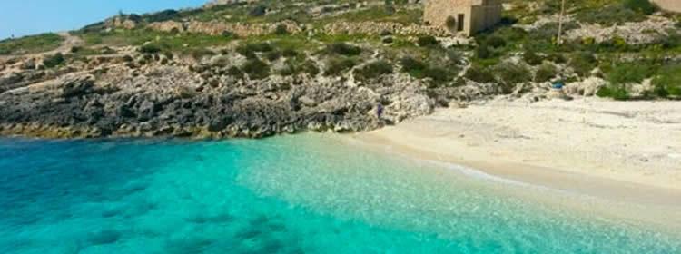 Le spiagge di Gozo - Hondoq ir-Rummien