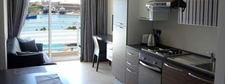 I migliori hotel di Sliema e Gzira - Pebbles Aparthotel