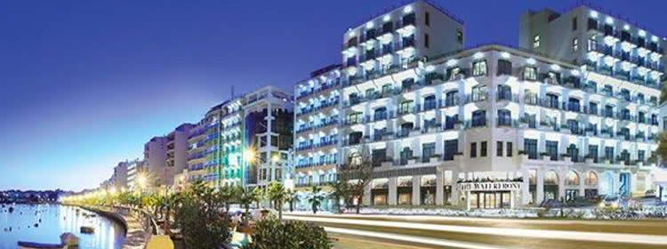 I migliori hotel di Sliema e Gzira - Waterfront Hotel