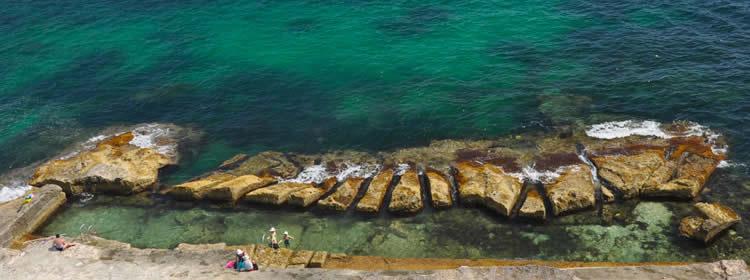 Le spiagge di Malta - Qui-Si-Sana
