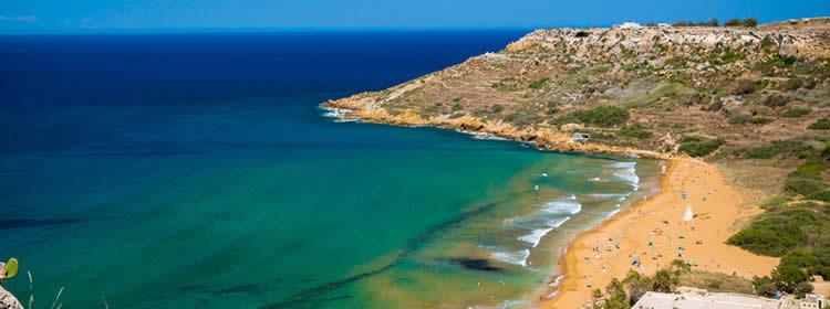 Le spiagge di Gozo - Ramla Bay