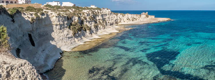 Le spiagge di Malta - St Thomas Bay
